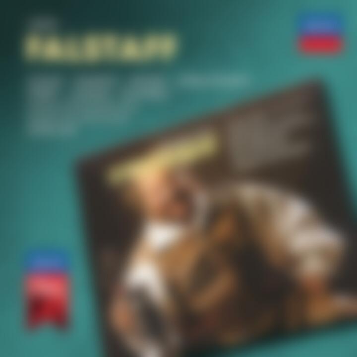 Falstaff: Taddei/Panerai/Araiza/Kabaivanska/Karajan