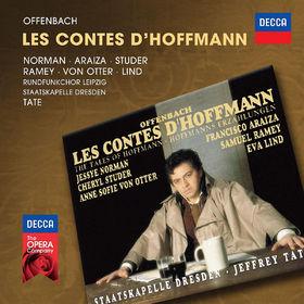 Jessye Norman, Offenbach: Les Contes d'Hoffmann, 00028947841517