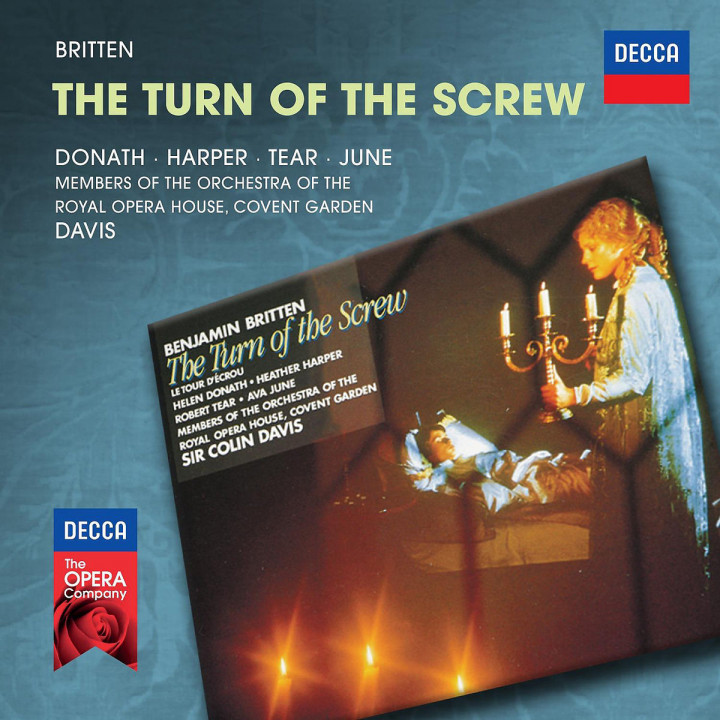 The Turn of the Screw: Donath/Harper/Tear/June/Davis