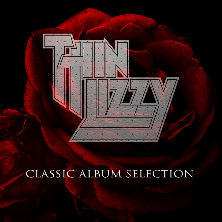 Classic Album Selection (Ltd. Boxset): Thin Lizzy