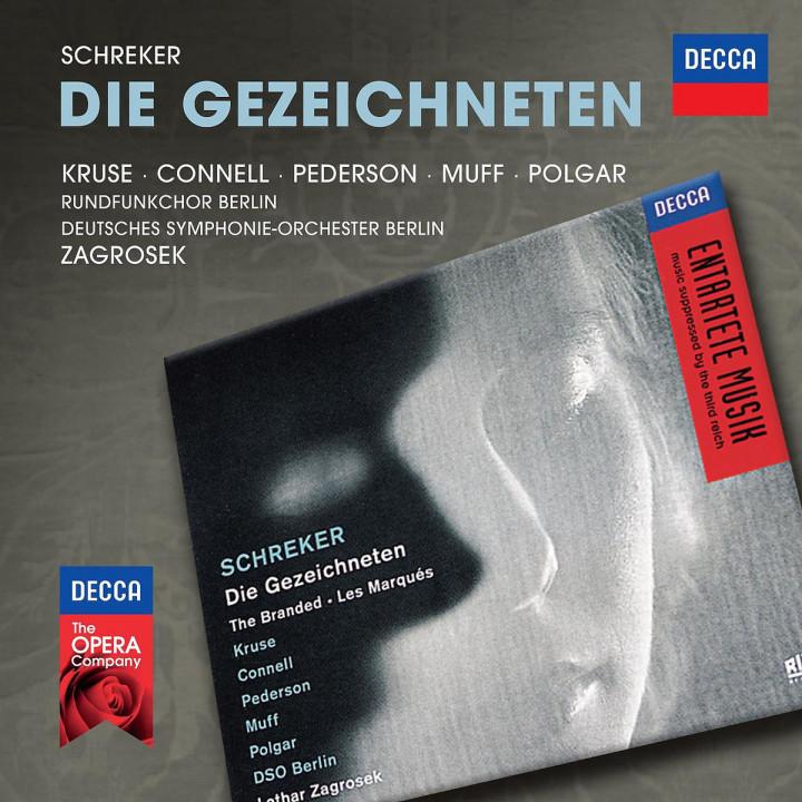 Die Gezeichneten: Kruse/Connell/Pederson/Muff/Polgar/Zagrosek