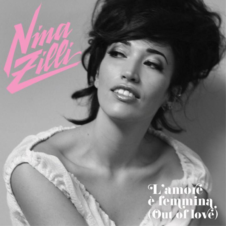 eSingle Cover L'amore è femmina ( Out Of Love)