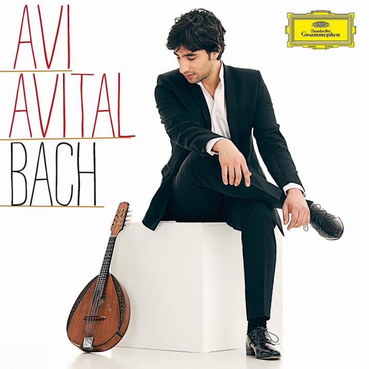 Bach - Avi Avital Kammerakademie Potsdam