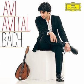 Avi Avital, Bach, 00028947900924