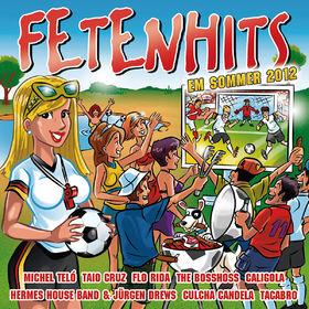 FETENHITS, Fetenhits EM Sommer 2012, 00600753386781