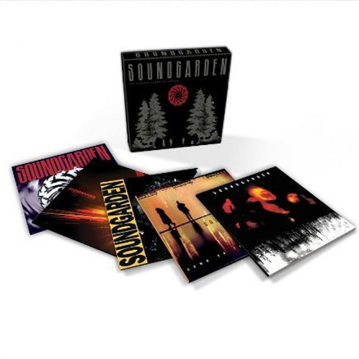 Soundgarden - Classic Album Selction