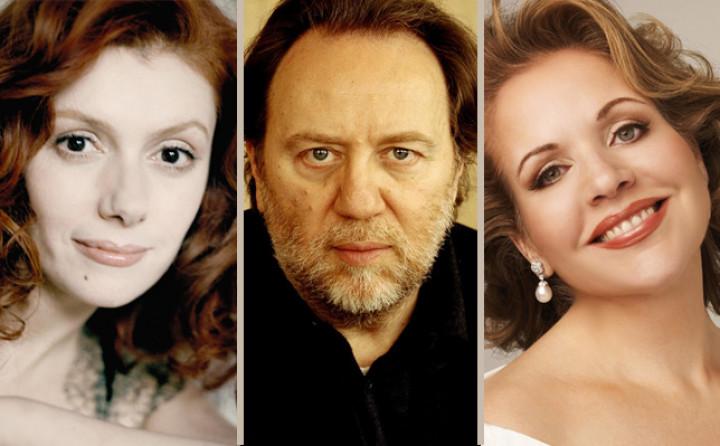 Renée Fleming, Patricia Petibon, Riccardo Chailly