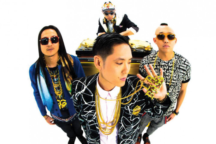 Far East Movement Dirty Bass 2012_1