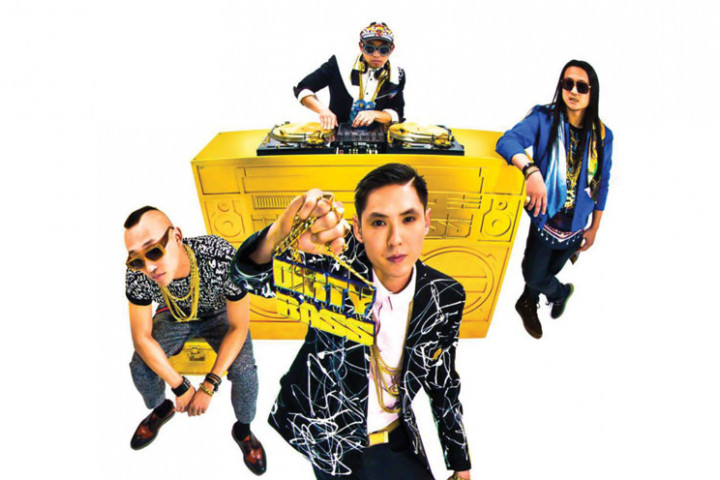 Far East Movement Dirty Bass 2012_2