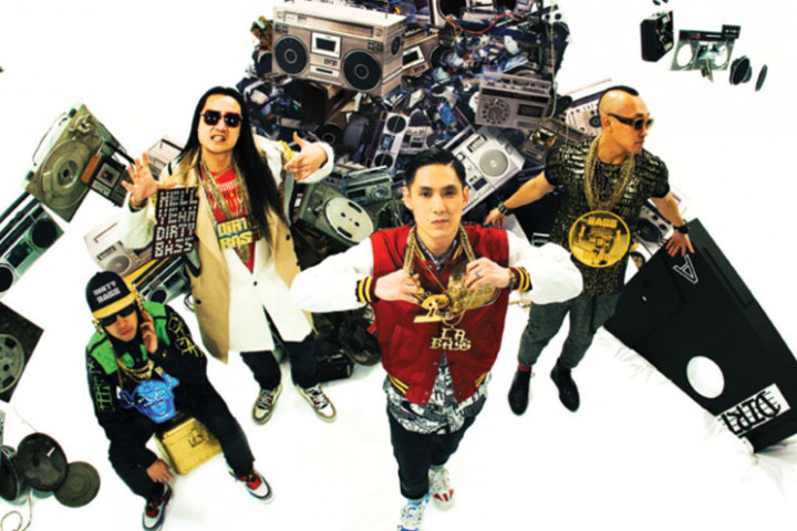 Far East Movement Dirty Bass 2012_3