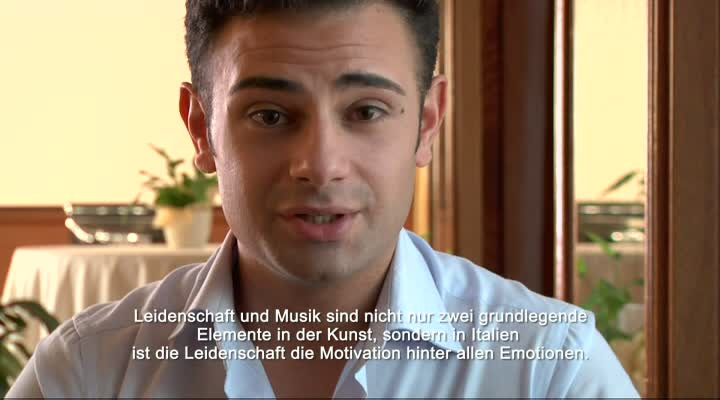 Interview (mit Untertitel)