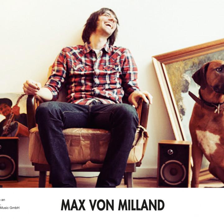 Max von Milland Pressefotos 2012 −3