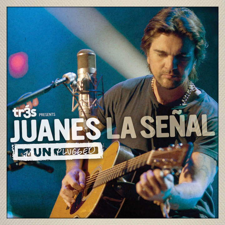 Tr3s Presents Juanes MTV Unplugged: Juanes