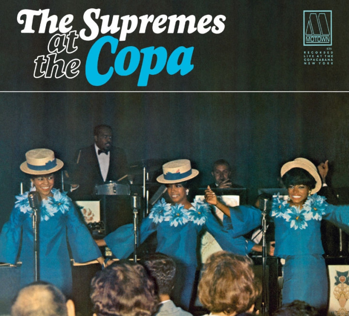 The Supremes Copa NL