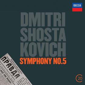 Vladimir Ashkenazy, Shostakovich: Symphony No.5, 00028947842521