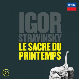 Diverse Künstler, Stravinsky: Le Sacre du Printemps, 00028947842538