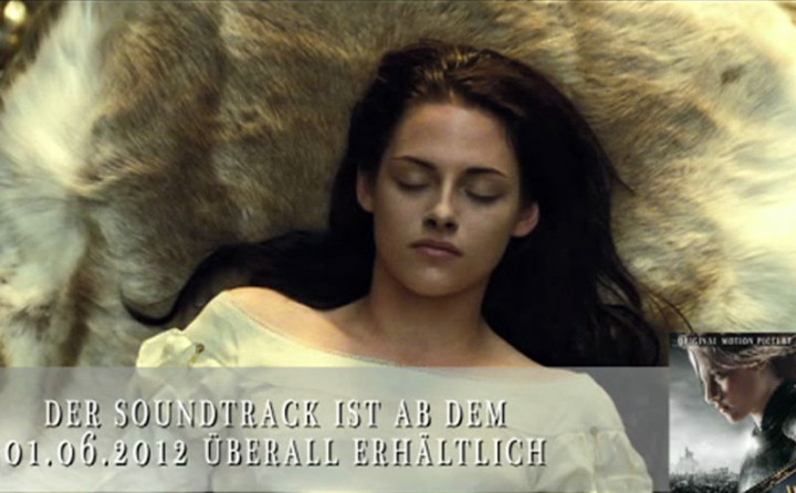 "Florence + the Machine ""Breath Of Life"" (Video-Substitut)/ OST ""Snow White & the Huntsman"""