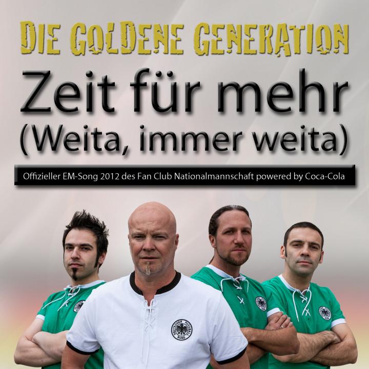 Die Goldene Generation Zeit für mehr Cover