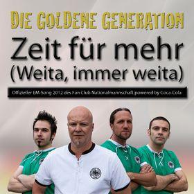 Die Goldene Generation, Zeit für mehr (weita, immer weita), 00000000000000