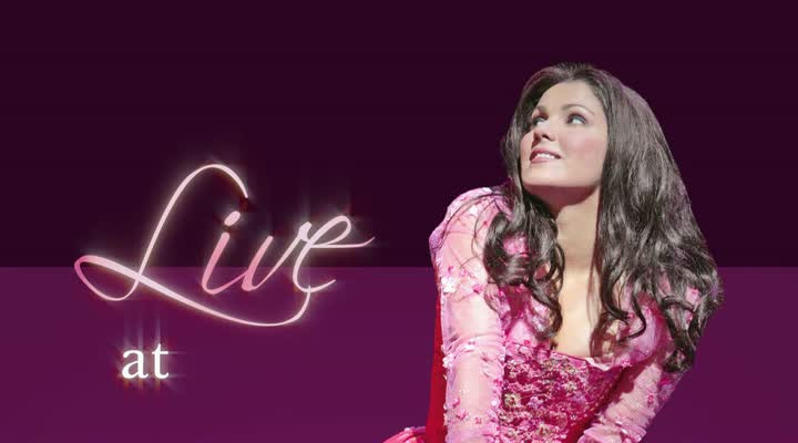 Anna Netrebko live at the MET