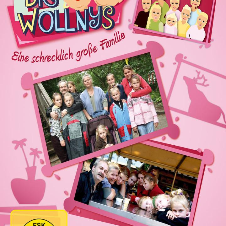 Die Wollnys - schrecklich große Familie (Staffel 1: Wollnys,Die