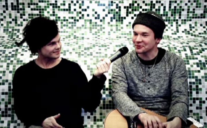 Close Up: Zehn Fragen an The Rasmus