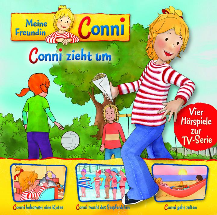 Conni - Hörspiel zur TV-Serie Folge 1