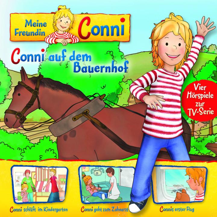 Conni - Hörspiel zur TV-Serie Folge 2