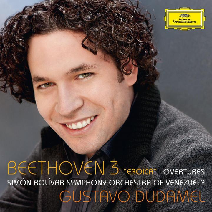 Sinfonie Nr. 3 Eroica: Dudamel,Gustavo/Simon Bolivar Orchestra