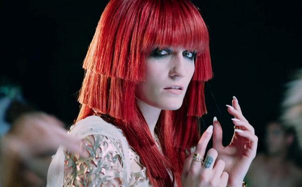 Florence + The Machine, Florence macht Träume aus Kristall – das Video zu Spectrum