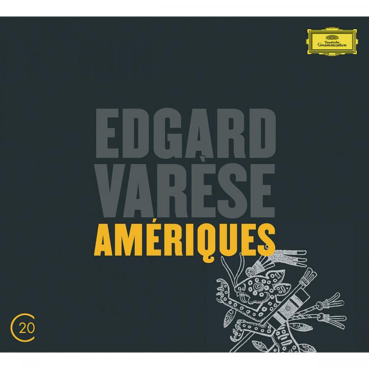 Ionisation/Ameriques/Deserts/Arcana: Boulez,Pierre/CSO