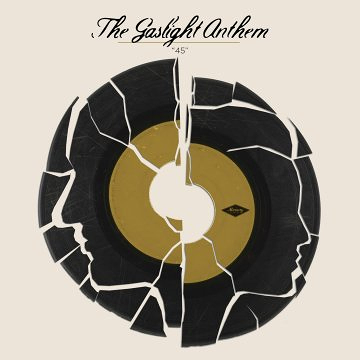 Cover The Gaslight Anthem 45
