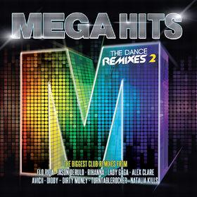 Megahits, MegaHits - The Dance Remixes 2, 00600753390139