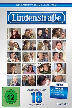 Lindenstraße, Lindenstraße Collector's Box Vol.18 - Das 18. Jahr, 04032989602940