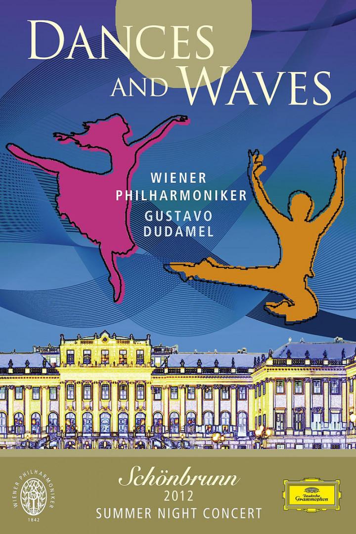 Schönbrunn 2012 Summer Night Concert  : Dudamel,Gustavo/WP