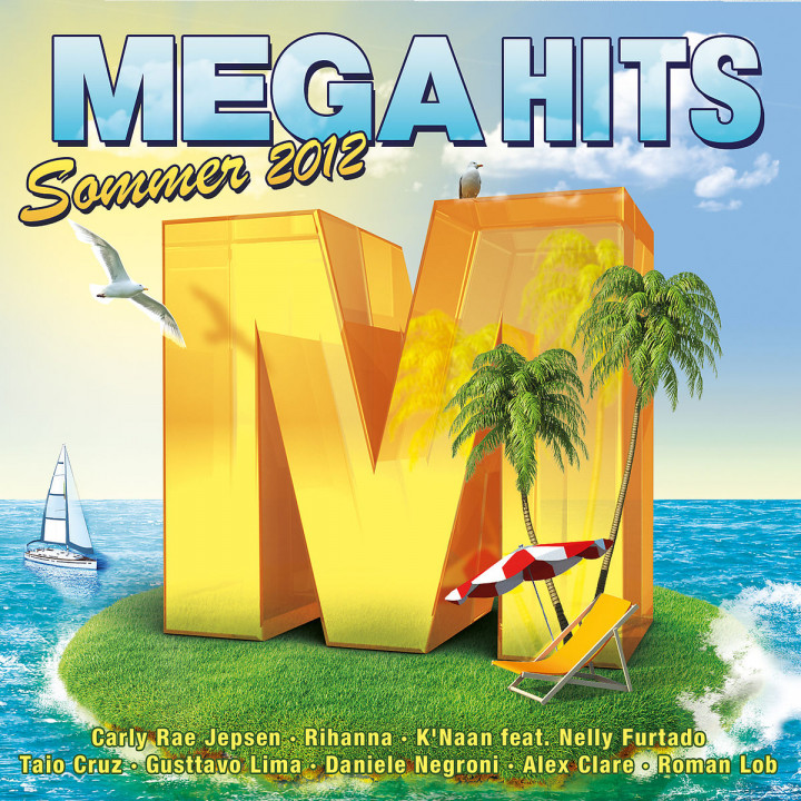 MegaHits Sommer 2012