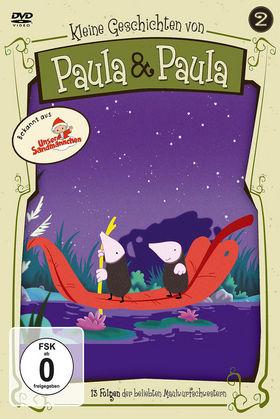 Paula & Paula, DVD 02: Kleine Geschichten von Paula & Paula, 00602527974071