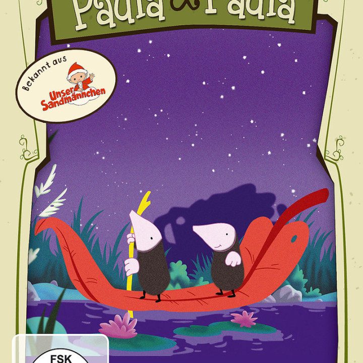 DVD 02: Kleine Geschichten von Paula & Paula : Paula & Paula