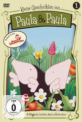 Paula & Paula, DVD 01: Kleine Geschichten von Paula & Paula, 00602527974064
