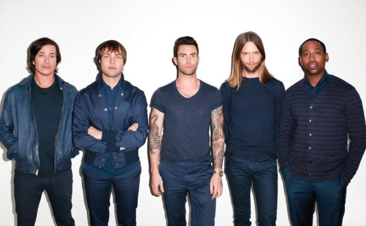 Maroon 5 – Overexposed 2012_01