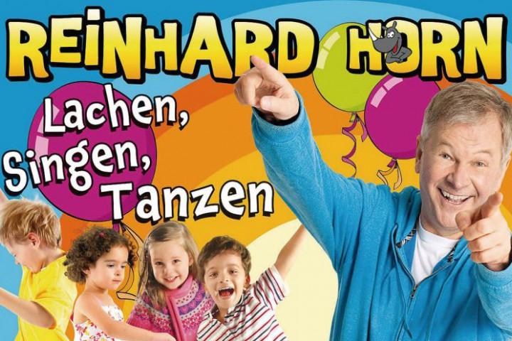 Reinhard Horn - Lachen, Singen, Tanzen