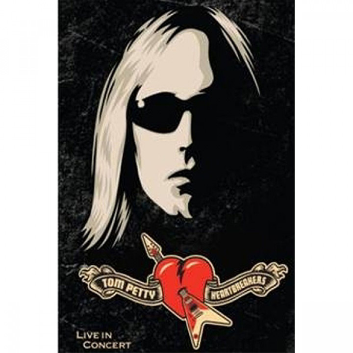 Tom Petty - Live in Conert DVD/ Bluray