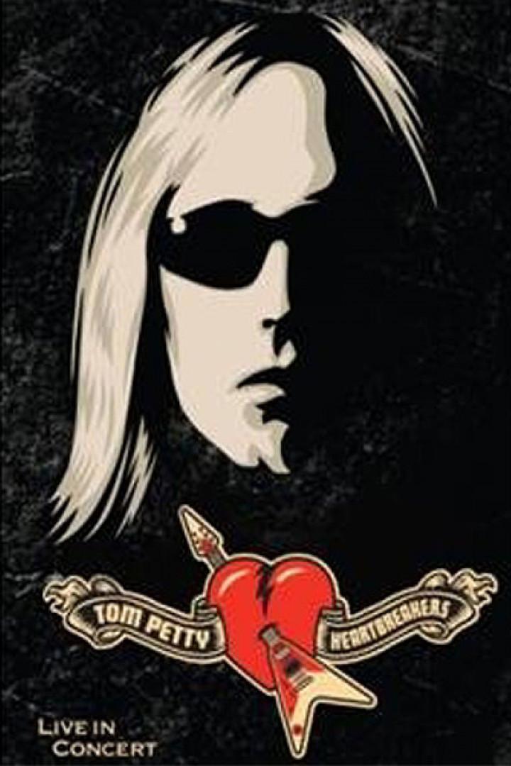 Tom Petty - Live in Conert DVD/ Bluray