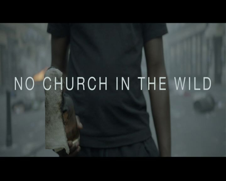 No Church In The Wild (Explizit Version)