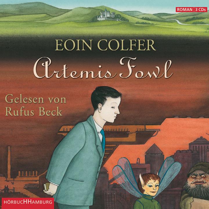 Eoin Colfer: Artemis Fowl (Teil 1): Beck,Rufus