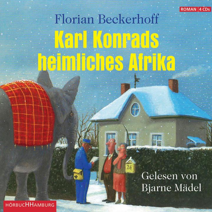 Florian Beckerhoff: Karl Konrads heimliches Afrika: Mädel,Bjarne