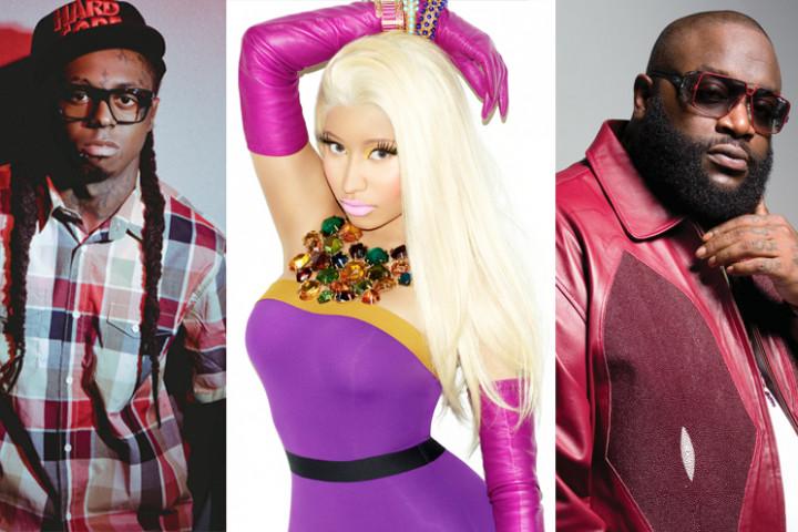 Lil Wayne_Nicki_Rick