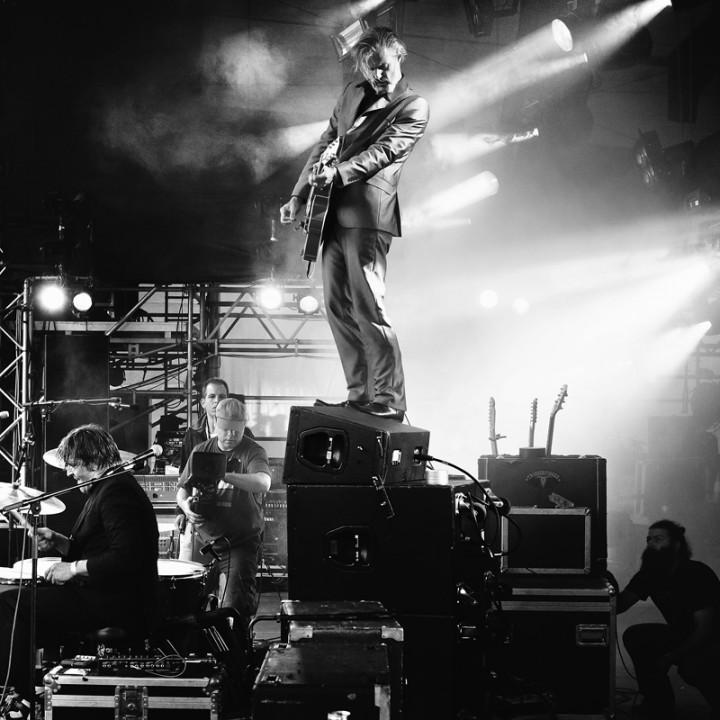 Triggerfinger Live 2012