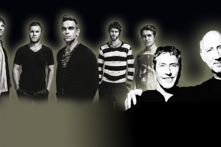 Take That - The Who UMG News