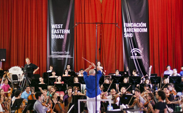 Daniel Barenboim, Jetzt Ticktes für Beethoven für alle in der Waldbühne sichern!